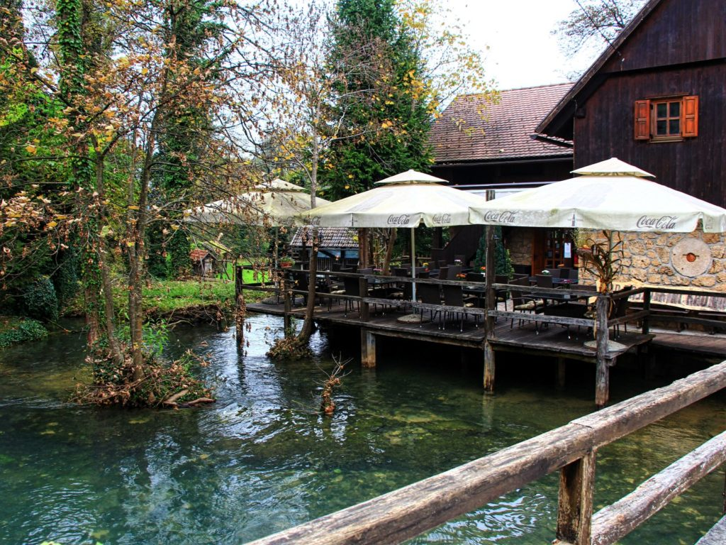 Rastoke – Small lakes of Plitvice