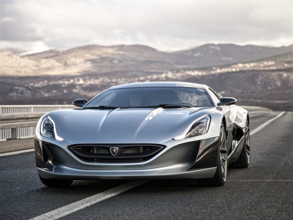 RIMAC ELECTRIC SUPER CARS