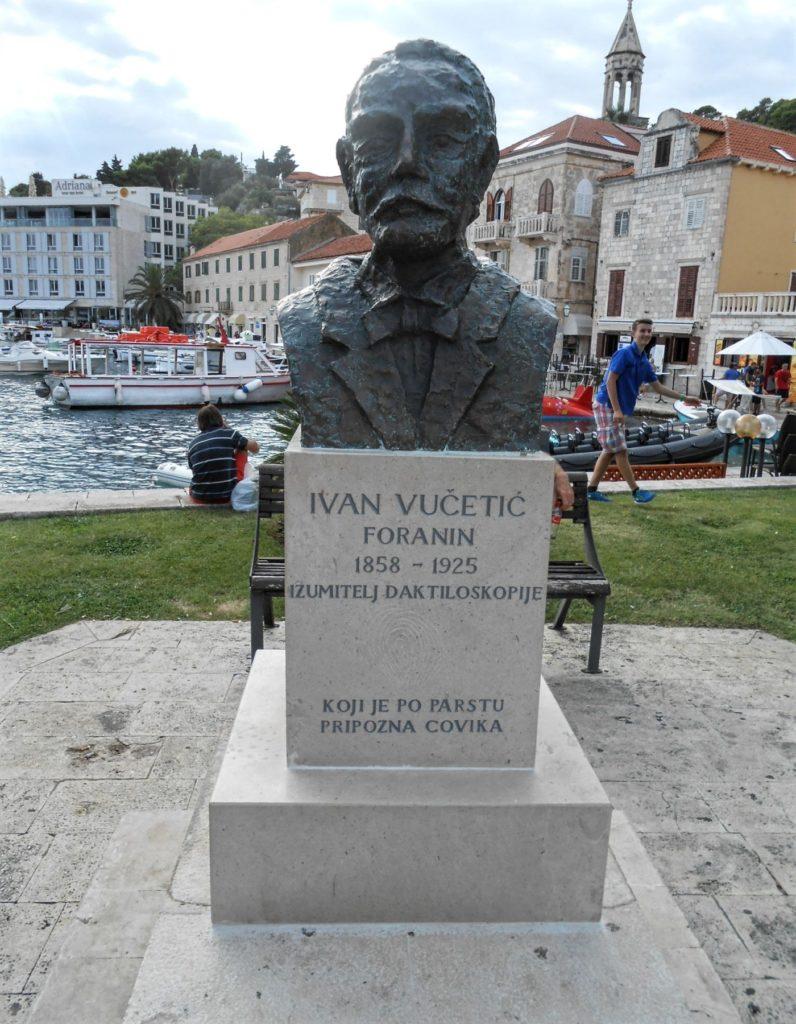 'Fingerprints' of Croatia in every police investigation