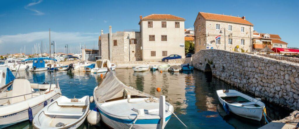 Tribunj, Croatia, photo by Dreamdivision, photo credit by TZSKZ