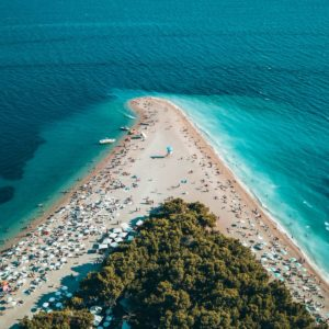 Bol beach, Golden horn, Brač island, Croatia, Photo by Oliver
