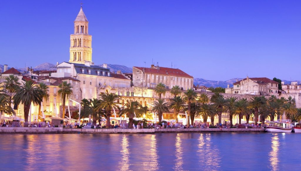 Sveti Duje – The Europe's oldest catherdral is in the heart of Dalmatia