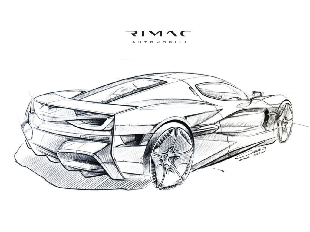 Porsche makes investments in Rimac Supercars