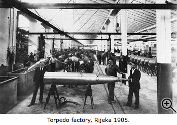 Torpedo – another important Croatian invention