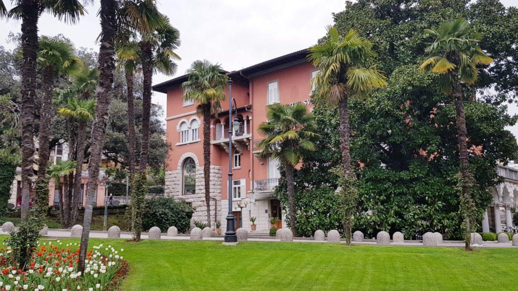 Architecture of Opatija