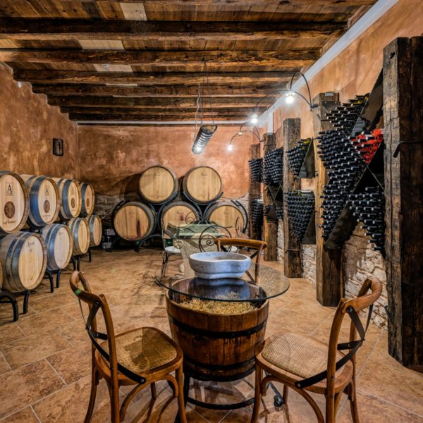 San-Tommaso Hotel and winery, Croatia photo credit by San Tommaso