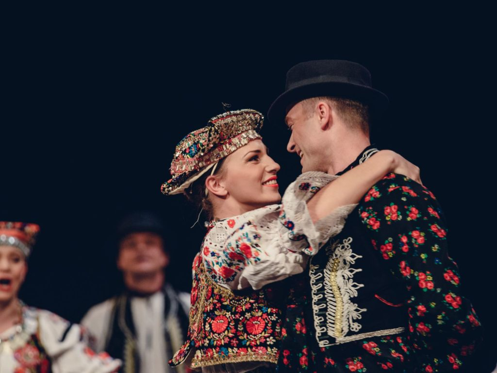 LADO- the colorful keepers and ambassadors of Croatian