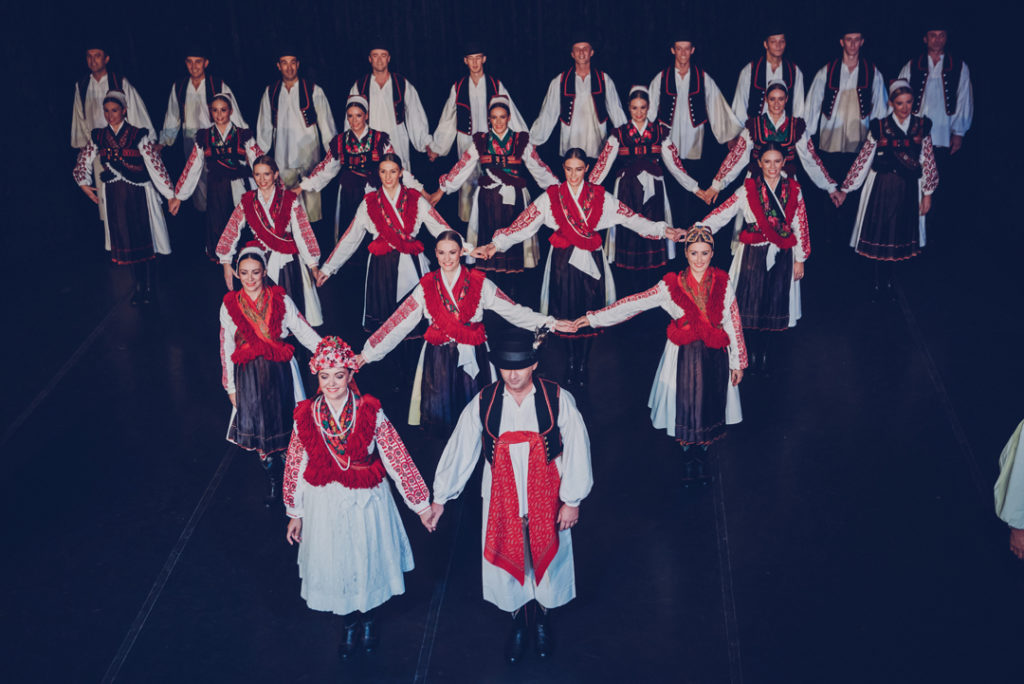 LADO- the colorful keepers and ambassadors of Croatian folklore!