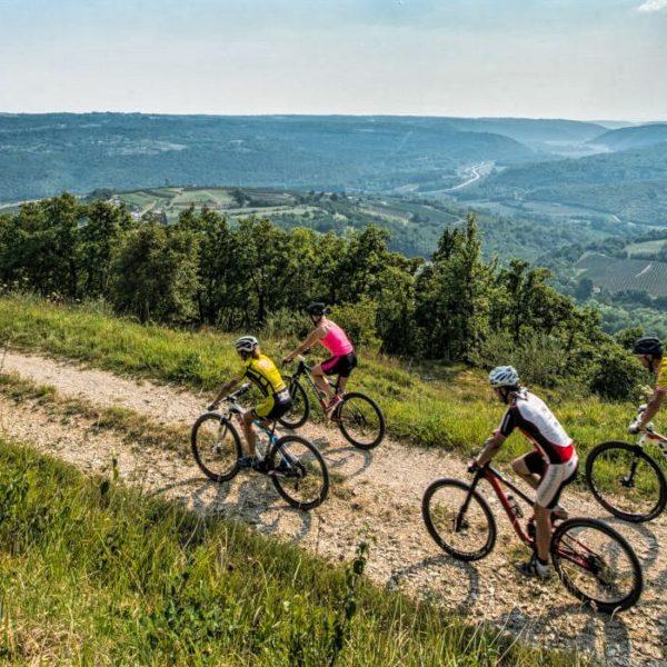 Parenzana biking trail, Istria, Croatia Photo by Upravni odjel za turizam Istarske županije
