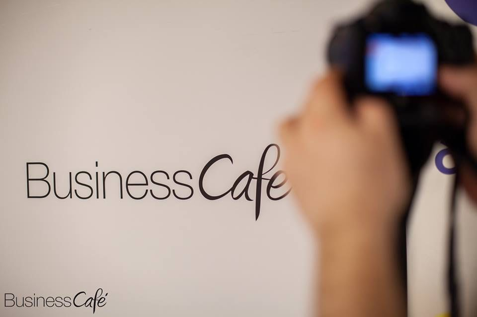 First Business cafe International in Zagreb