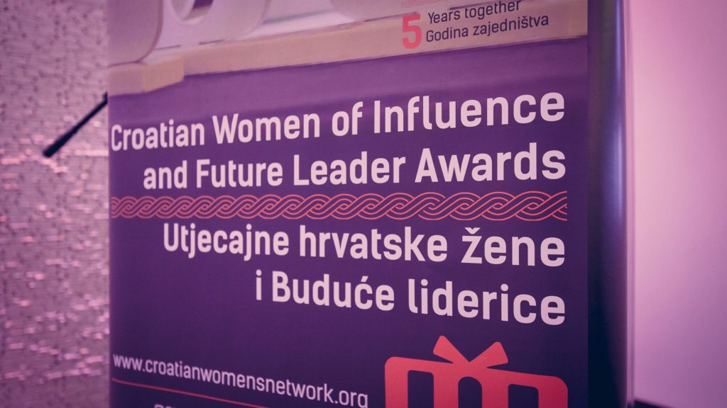 Croatian Women of Influence and Future Leader Awards