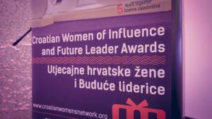 Dobitnice nagrada Utjecajne hrvatske žene i Buduće liderice 2019.