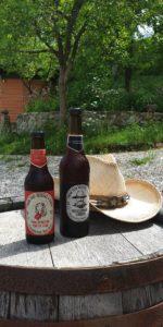 Linden tree beer, Lika, Croatia