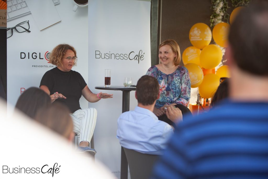 The new experiences, new  stories of 2ndBusiness Cafe Internacional
