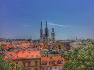 Zagreb, Croatia ,Photo by M. Švarc,