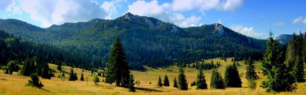 Velebit Mountain landscape
