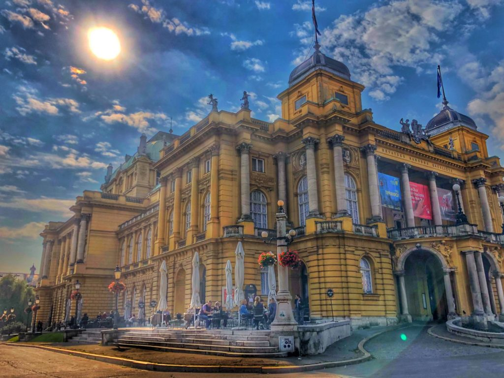 Photo by M. Švarc, National Theatre in Zagreb