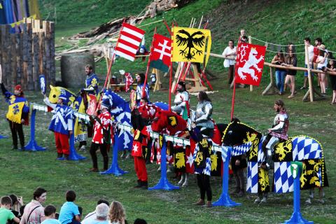 Koprivnica Rennaisance Festival, photo by Marijan Susenj/Pixsell