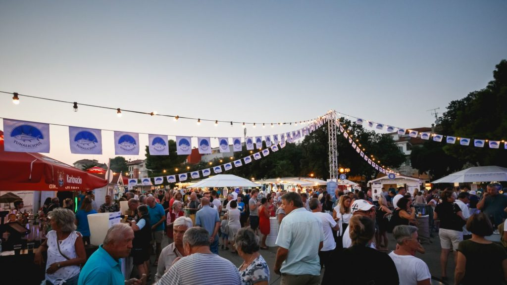 Tunalicious Street Food Festival in Poreč