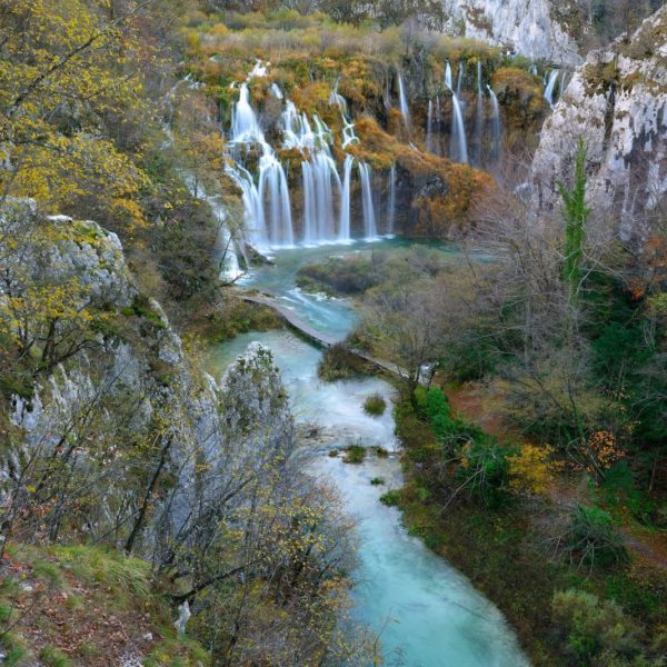 Photo credit by archives of NP Plitvice Lakes