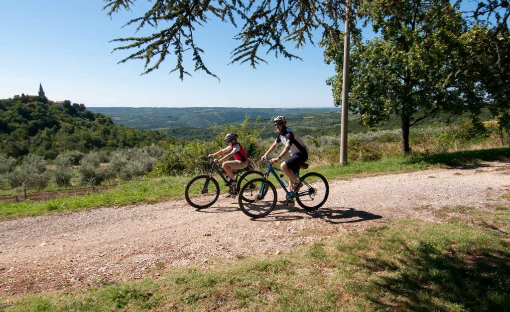 Parenzana bike adventure