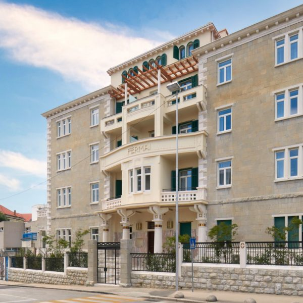 Fermai hotel, Split, Croatia, photo by Fermai
