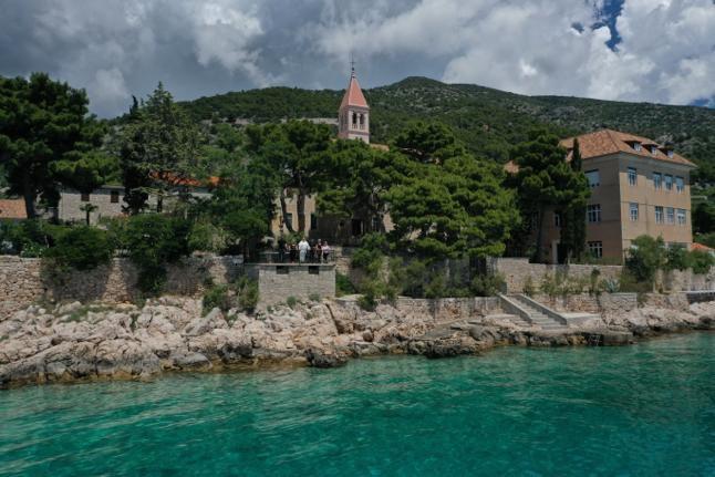 Dominican Monastery, Croatia, photo by Hana Klain