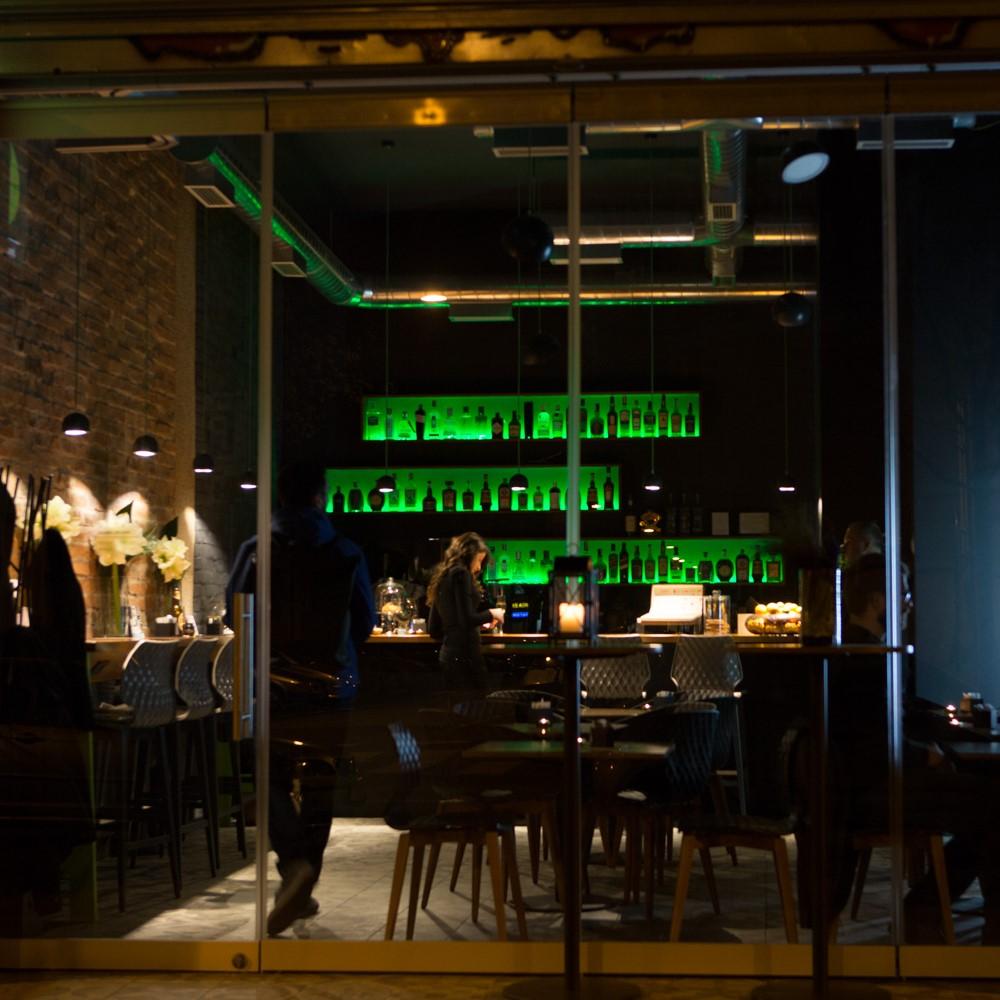 Verde brunch & caffe, Zagreb, Croatia, photo by Verde