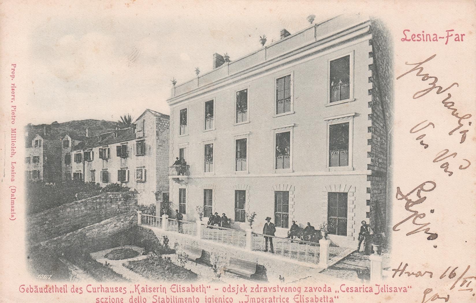 Empress Elizabet Hotel, Hvar, Croatia, photo credit by Siniša Matković-Mikulčić, Secret Hvar agency