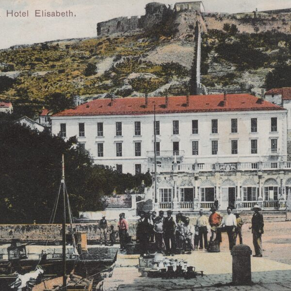 Empress Elizabeth Hotel, Hvar, Croatia, photo credit by Siniša Matković-Mikulčić, Secret Hvar agencyphoto credit by Siniša Matković-Mikulčić, Secret Hvar agency