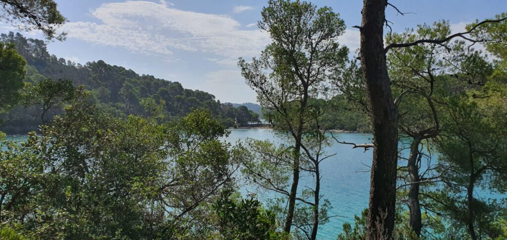 Mljet island, two lakes junction, Croatia, photo by Croatian Attractions