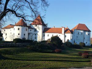 Varaždin Castle, Varaždin, photo credit by Croatian Attractions