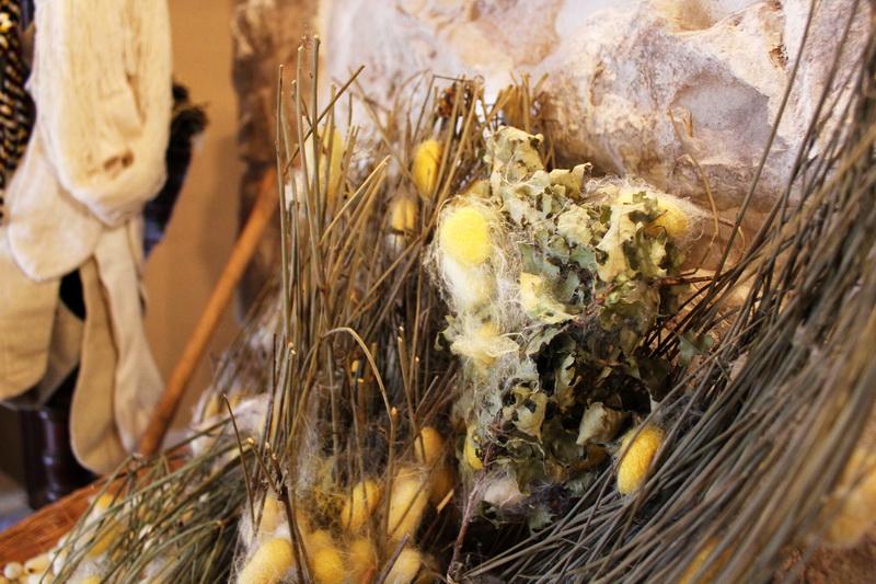 Traditional silk production in Konavle