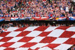 Croatian football suporters