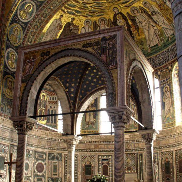 Euphrasius Basilica-Poreč, Croatia