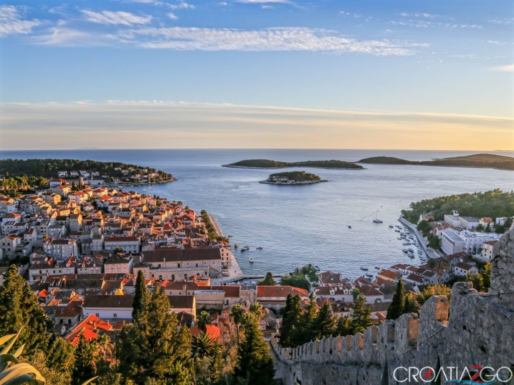 Hvar is the sun, the sea, the wine and the TOP destination