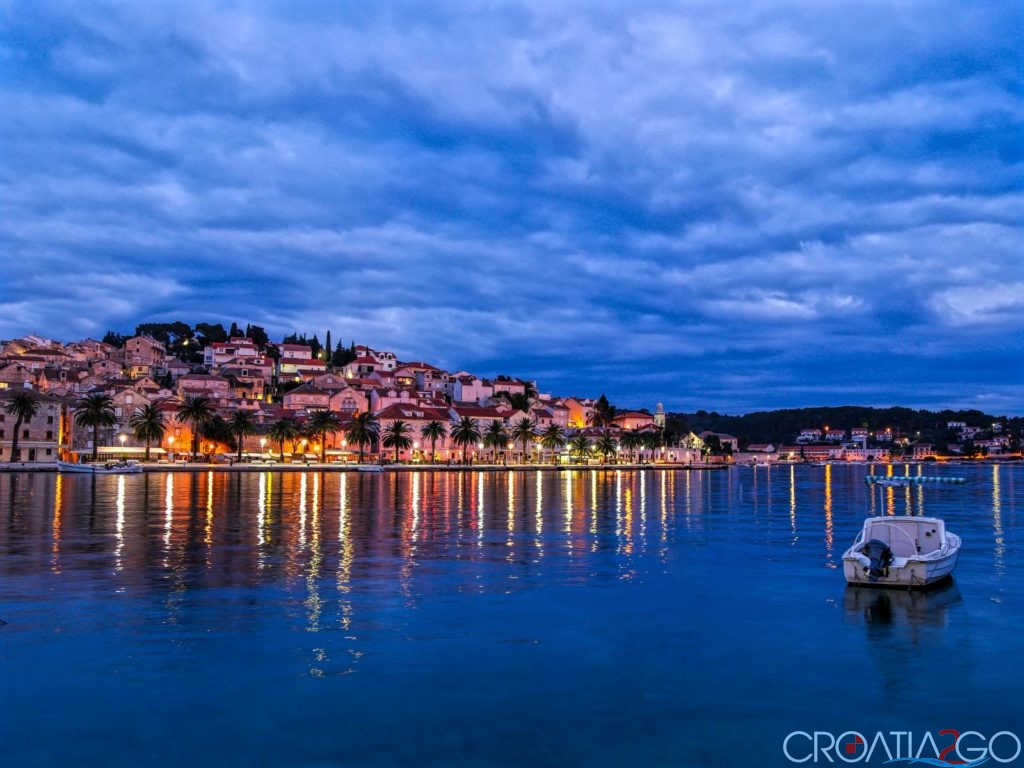 Hvar – the sunniest island in Croatia