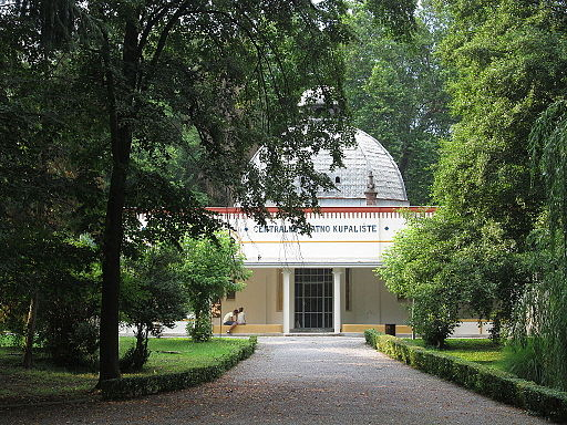 DARUVAR THERMAL SPA- A PLACE TO MEASURE FOR MAN