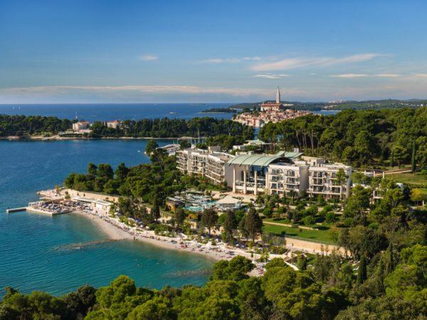 Monte Mulini Hotel, Rovinj, Croatia photo credit by Croatian Attractions