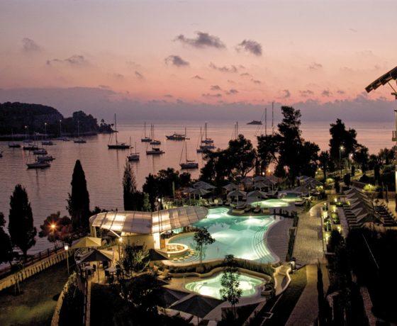 Monte Mulini Hotel, Rovinj, Croatia photo credit by Croatian-Attractions