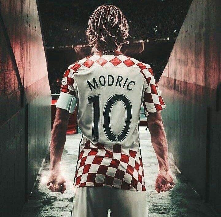 Luka Modrić is officially Europe's best footballer!