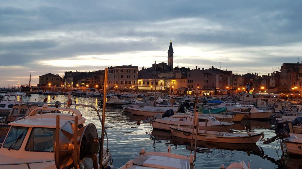 Rovinj in Istria should be at the top of your list of where to travel in 2020.
