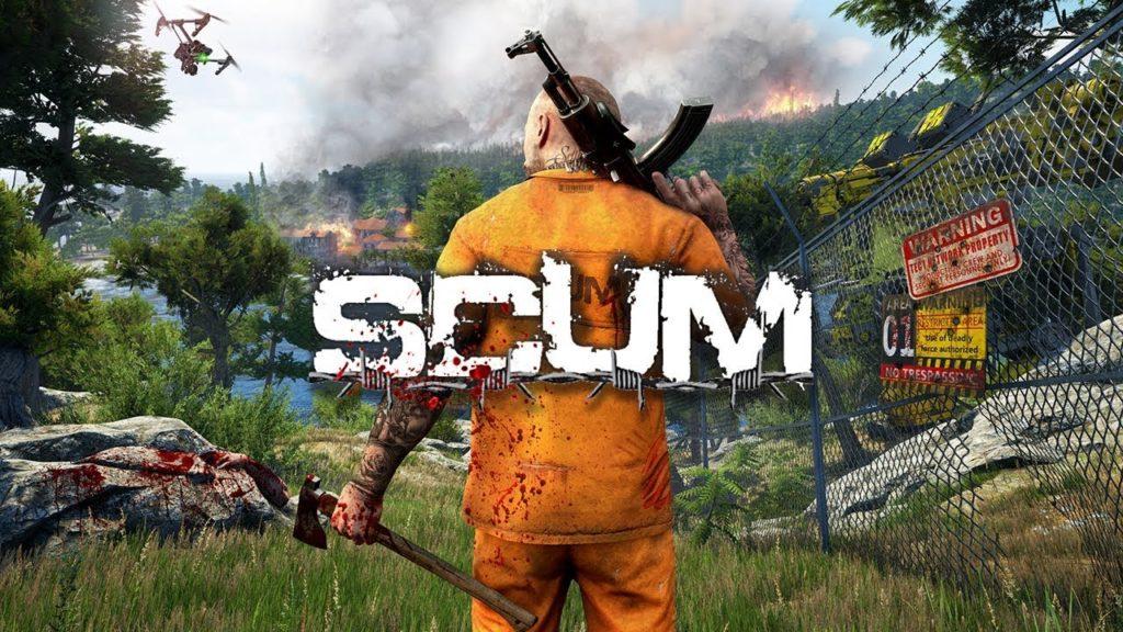 SCUM-A Croatian survival game worth 17 million euros!