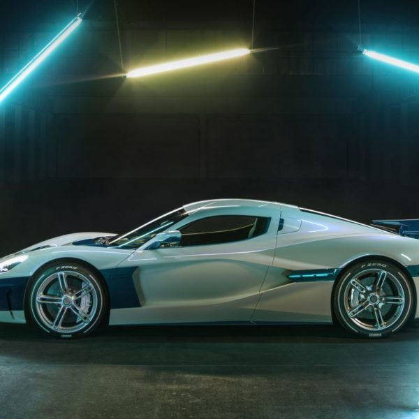 Rimac C_TWO, photo credit by RIMAC FACTORY