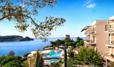 Hotel Monte Mulini, Rovinj, Croatia photo credit by Maistra