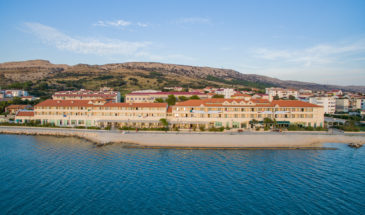 Hotel Pagus, Pag, Croatia photo by ATR