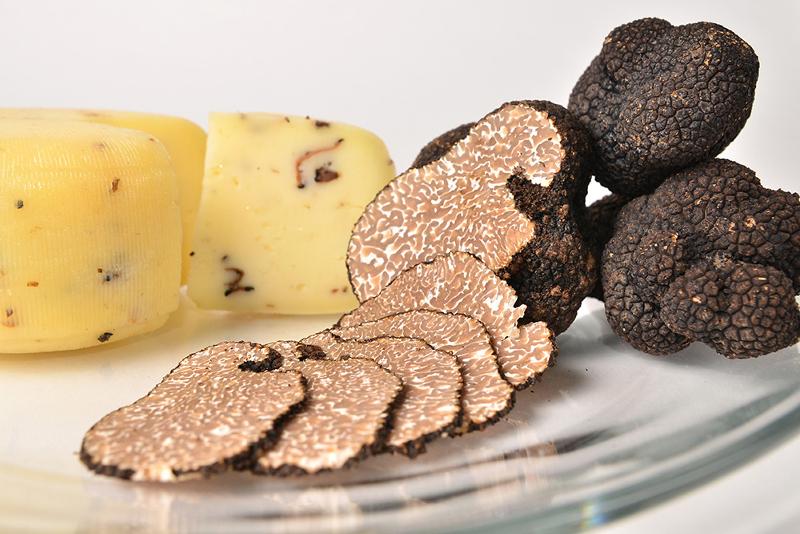 Truffle cheese, Karlić, Croatia photo by Karlić Truffles