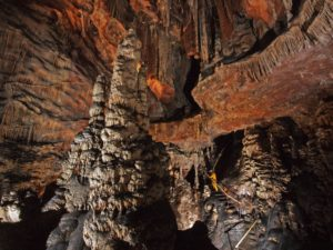 Grabovača Cave, Croatia