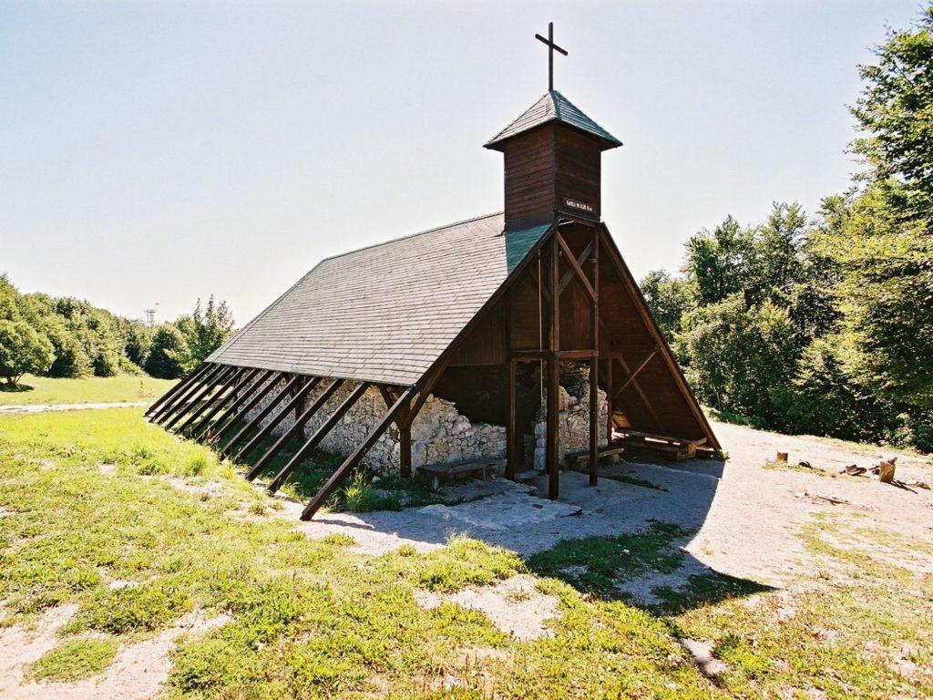 Sveta Gera – The highest peak of Žumberak mountain