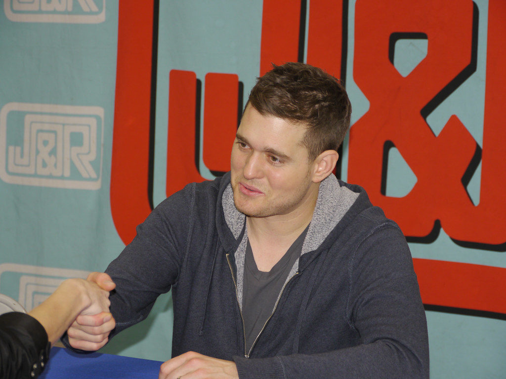 Croatian roots in Michael Steven Bublé